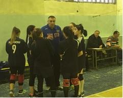 Первое место в 3-м туре Первенства г. Махачкала среди ССУЗов по волейболу