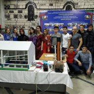 Участие в  ежегодном мероприятии по профориентации «Выпускник-2019»