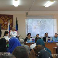 Участие в научно-практической студенческой конференции