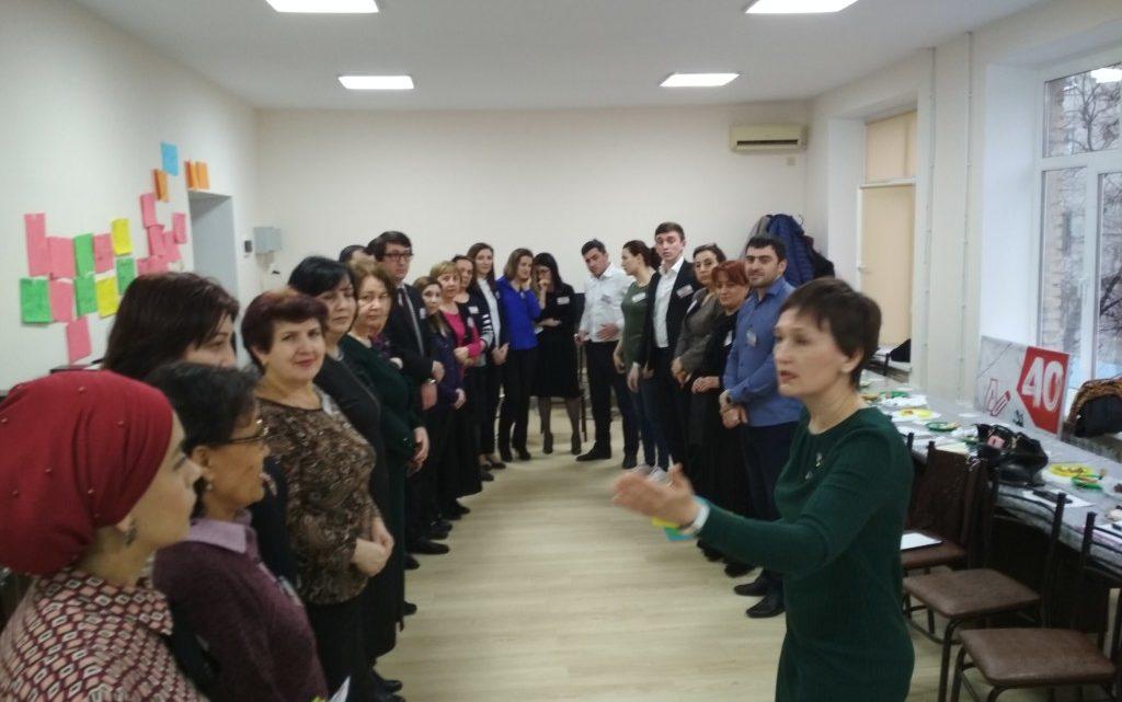 Мастер-класс на тему: «Интеграция активного и интерактивного методов обучения в систему СПО»