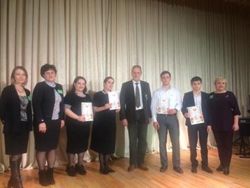 Участие в XII Международной научно-практической конференции «Успешен тот, кто творит»