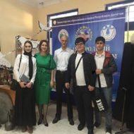 Участие во II международном студенческом форуме «Будущее за дружбой народов!»